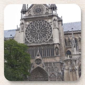 Notre Dame, Paris, France Drink Coaster