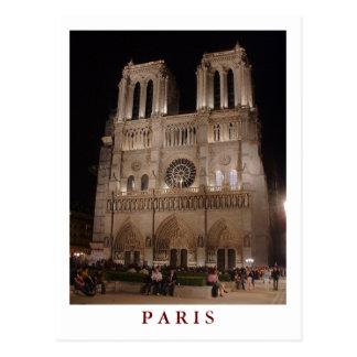 """""""Notre Dame, Paris"""" postcard"""