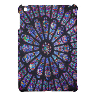Notre Dame Rose Window ipad mini case