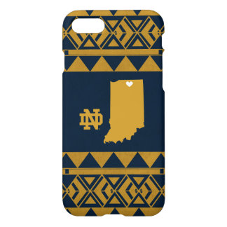 Notre Dame | Tribal State Love iPhone 8/7 Case