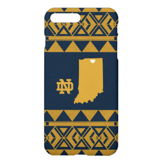 Notre Dame | Tribal State Love iPhone 8 Plus/7 Plus Case