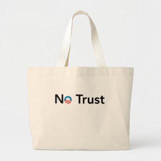 NoTrust Jumbo Tote Bag