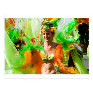 Notting Hill Carnival Postcard