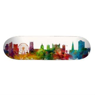 Nottingham England Skyline Skateboards