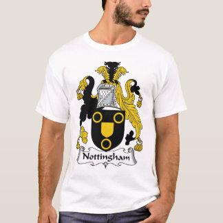 Nottingham Family Crest T-Shirt