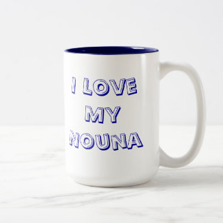 Nouna Greek Godmother Coffee Mug