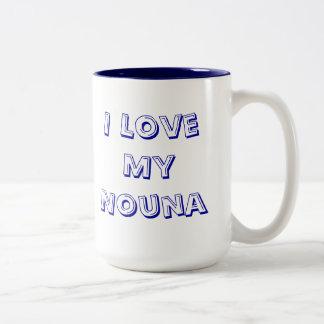 Nouna Greek Godmother Coffee Mug