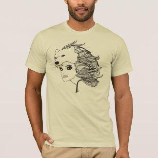 Nouveau Inspired Art T-Shirt