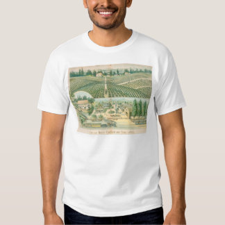 Nouveau Medoc Vineyard and Wine Cellars (1213A) T-shirt