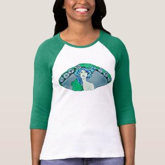 Nouveau Muse_green T-shirt