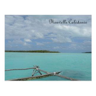 Nouvelle Calédonie Postcard