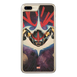 Nova Flying At Top Speed Carved iPhone 8 Plus/7 Plus Case