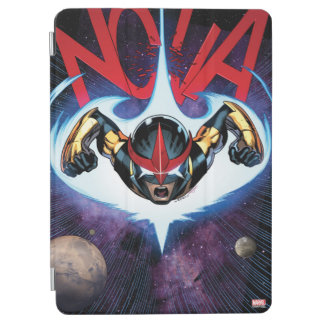 Nova Flying At Top Speed iPad Air Cover