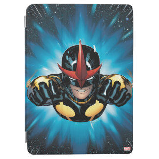 Nova Flying Through space iPad Air Cover