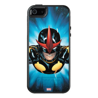 Nova Flying Through space OtterBox iPhone 5/5s/SE Case