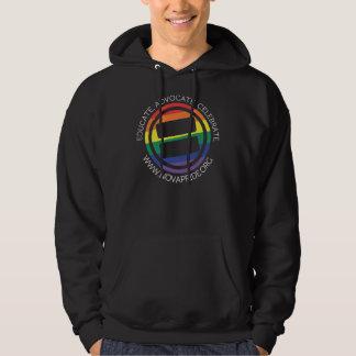 NOVA Pride Equality Logo Hooded Sweatshirt