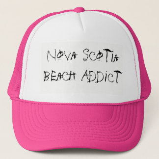 Nova Scotia Beach Addict Hat