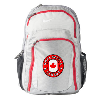 Nova Scotia Canada Backpack