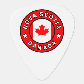 Nova Scotia Canada Guitar Pick