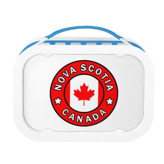 Nova Scotia Canada Lunch Box