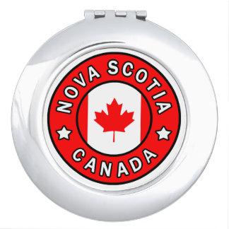 Nova Scotia Canada Makeup Mirror