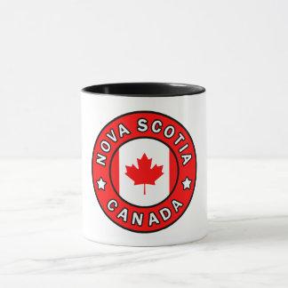 Nova Scotia Canada Mug