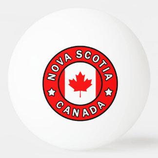 Nova Scotia Canada Ping Pong Ball