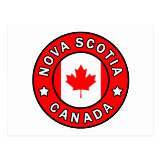Nova Scotia Canada Postcard