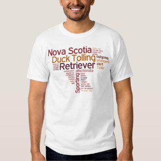 Nova Scotia Duck Tolling Retriever Tee Shirt