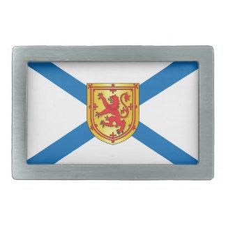 Nova Scotia flag Belt Buckle