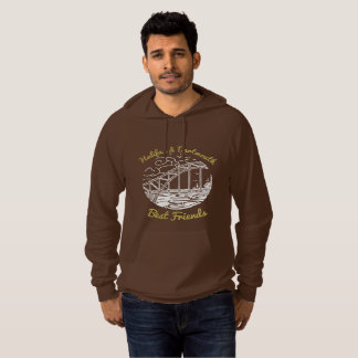 Nova Scotia Halifax Dartmouth Best friends Hoodie