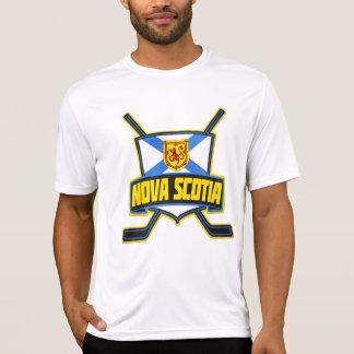 Nova Scotia Hockey Logo T-Shirt