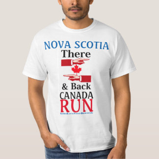 Nova Scotia There & Back Canada Tank