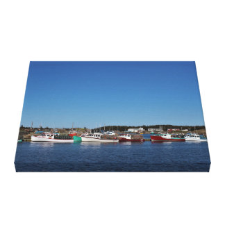Nova Scotian Lifestyle Canvas Print