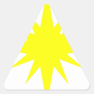 Nova Star Sticker
