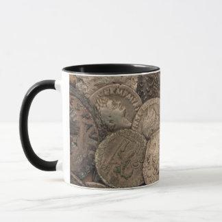 Novel coins mug
