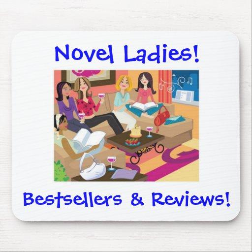 Novel Ladies Mousepad