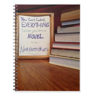 Novel Notebook