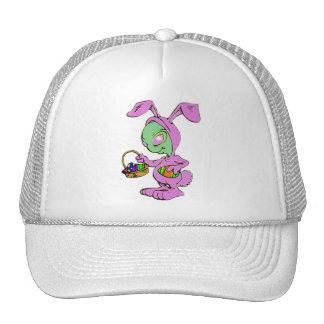 Novelty Easter Bunny Alien Design Hat