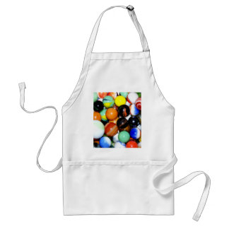 Novelty Marble Collection Apron