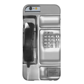 Novelty Pay Phone Smartphone Case Barely There iPhone 6 Case