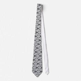 Novelty Tie with Skunks!