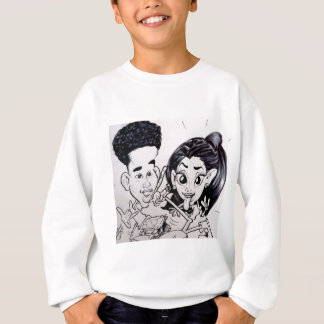 November 2012 State Fair Louisiana Caricature Sweatshirt