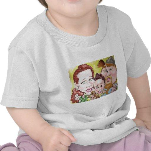 November 2012 State Fair Louisiana Caricature T Shirts