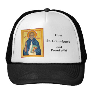 November  25 Saint Columban Trucker Hats