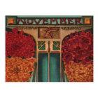 November - Sagittarius Postcard
