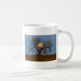 November Supermoon Tree Coffee Mug