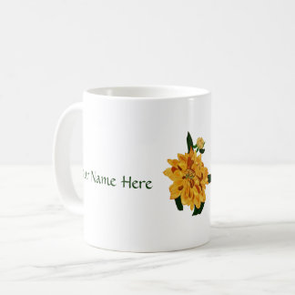 November: Topaz Mum Personalized Mug