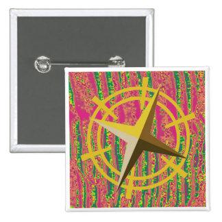 NOVINO Gold Star Drive Wheel Pins