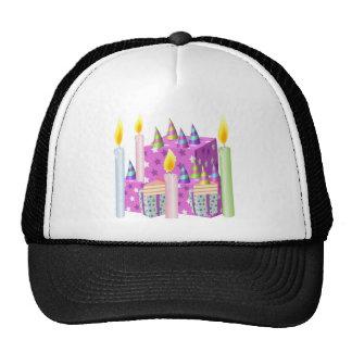 NOVINO Happy Birthday - Happy Occassions Hat